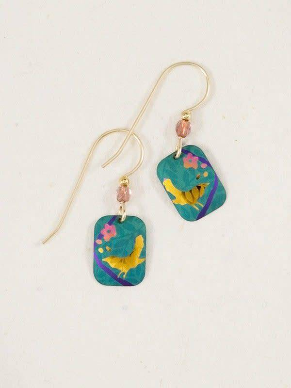 Holly Yashi Singing Sparrow Earrings
