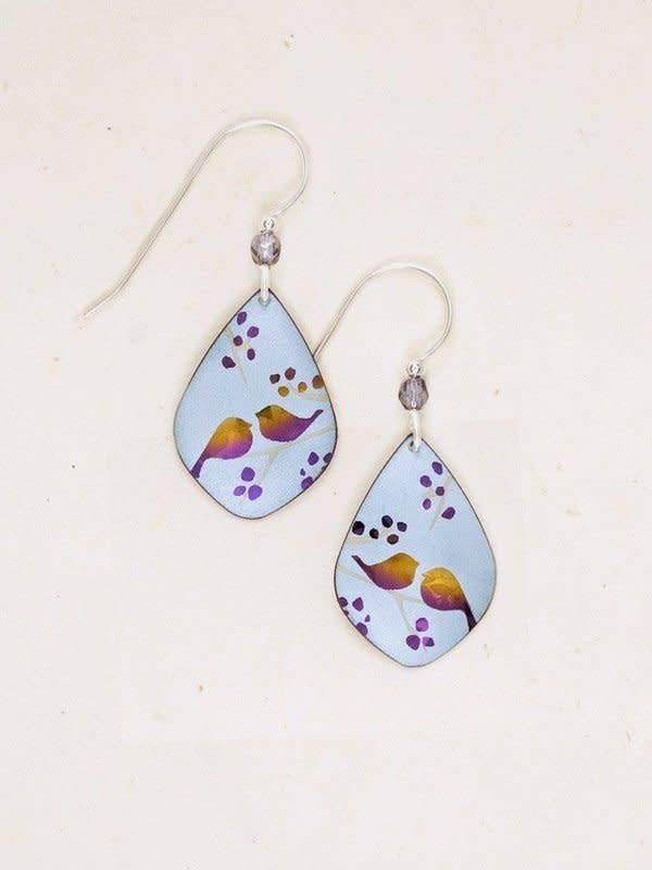Holly Yashi Lovebirds Earrings