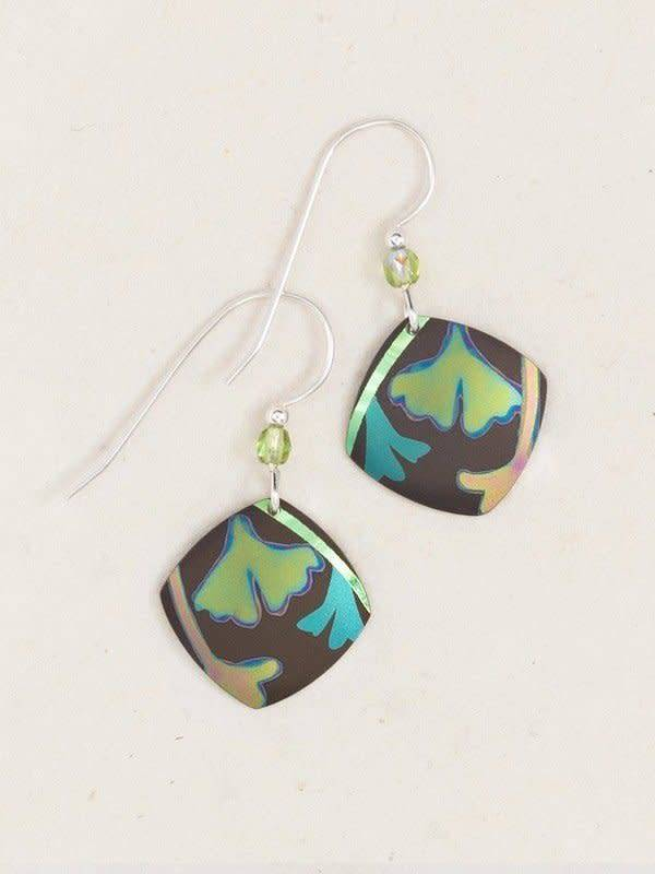 Holly Yashi Monet's Garden Earrings 1012