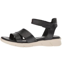 The Flexx Crossover Sandal Black