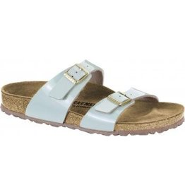 Birkenstock Women's 1008545 Sydney Two-Tone-Water-Cream