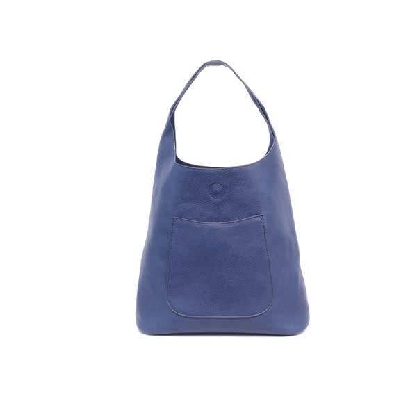 Joy Susan Joy Susan Molly Slouchy Hobo Handbag Navy