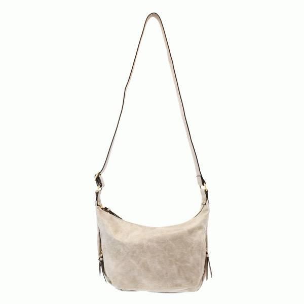 Joy Susan Joy Susan Debbie Hobo Handbag Dove Grey