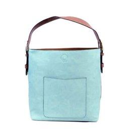 Joy Susan Molly Classic Hobo Handbag Ocean