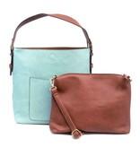 Joy Susan Joy Susan Molly Classic Hobo Handbag Ocean