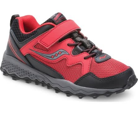 Saucony Saucony Kids & Youth Peregrine Shield Red