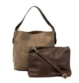 Joy Susan Joy Susan Molly Classic Hobo Dark Flax