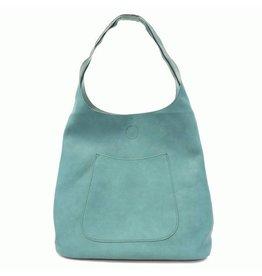 Joy Susan Molly Slouchy Hobo Turquoise
