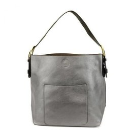 Joy Susan Molly Classic Hobo Pewter