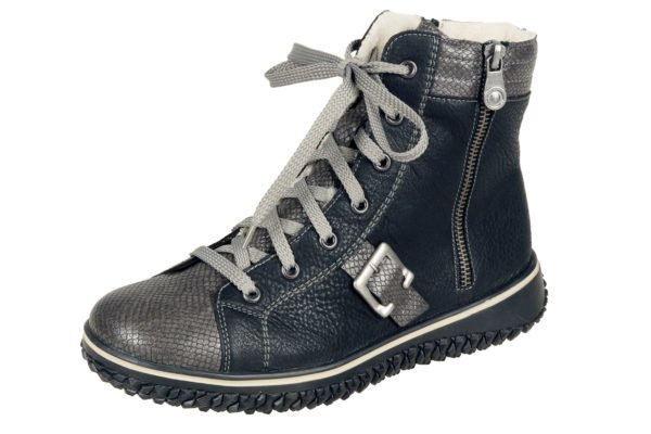 Rieker Rieker Anaconda 4213-45 Black Boot