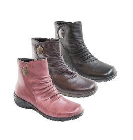 Volks Walkers Bethany Boot Black