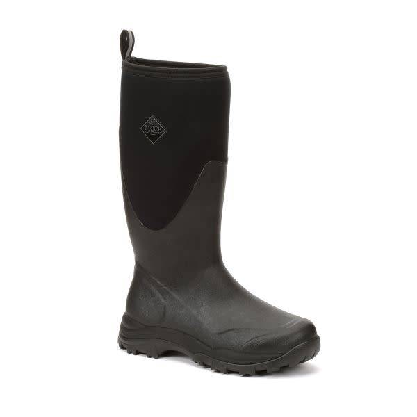 Muck Muck Men's Arctic Outpost Tall Boot Black