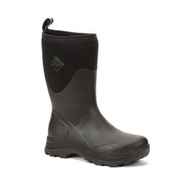 Muck Men's Arctic Outpost  Mid Boot Black