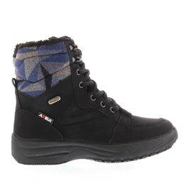 Attiba Spiked WP Boot Black