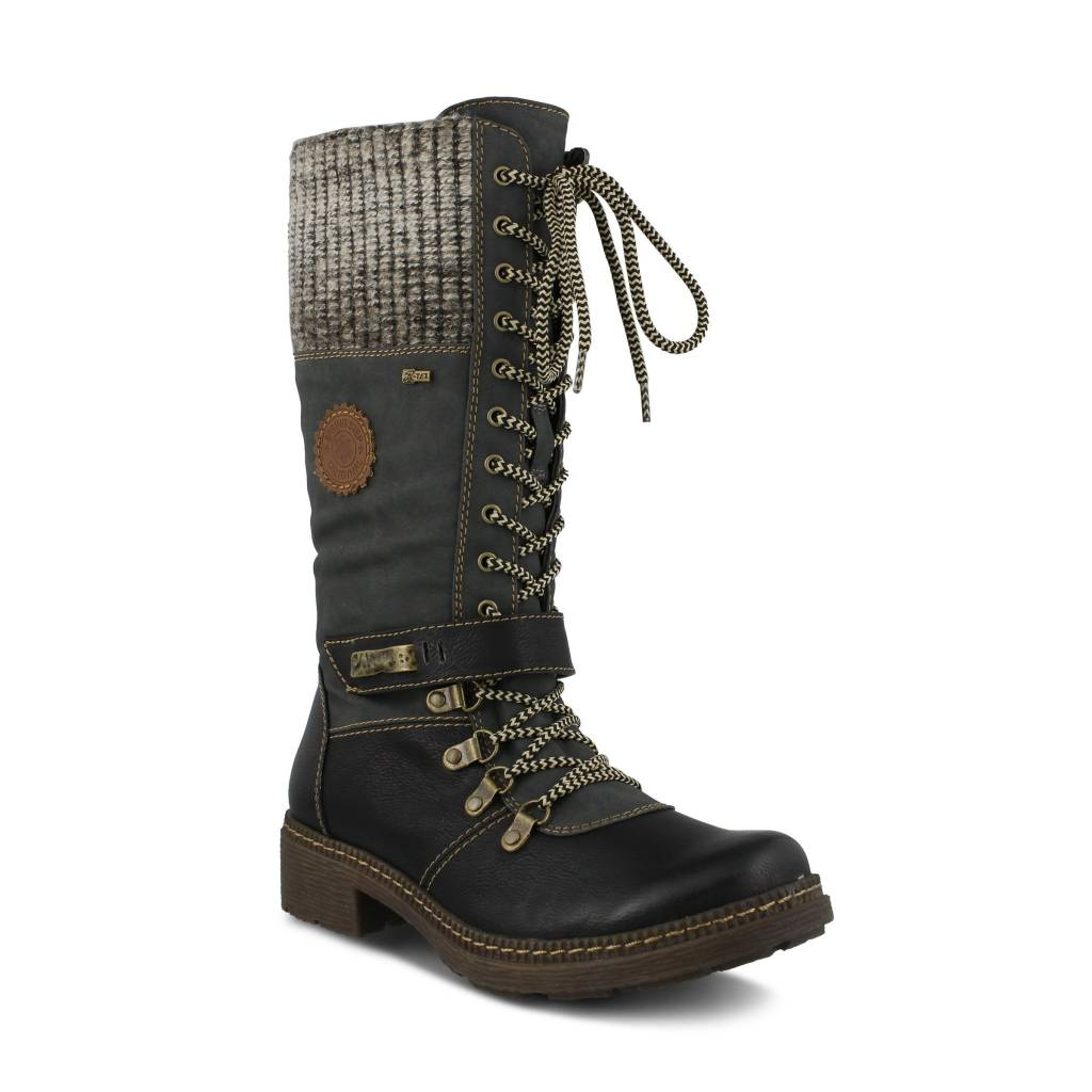 Spring Step Ababi Boot Black