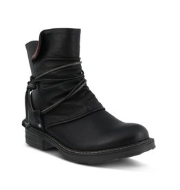 Patrizia Resago Ankle Boot Black