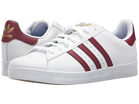 S80326 Cheap Adidas Superstar Adicolor Scarlet Gum Mens Athletic