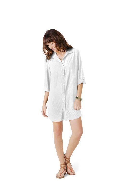 Koy Resort Koy Aruba Shirt Dress