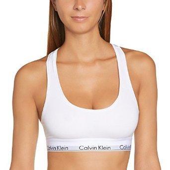Calvin Klein Calvin Klein Logo Racerback Bralette
