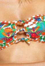 Paolita Saffron Bandeau Bikini