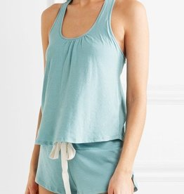 Eberjey Eberjey Heather Shelf Bra Racerback Cami + Shorts