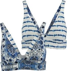 Seafolly Seafolly Mandala Fixed Tri & Rauched Hipster Bikini