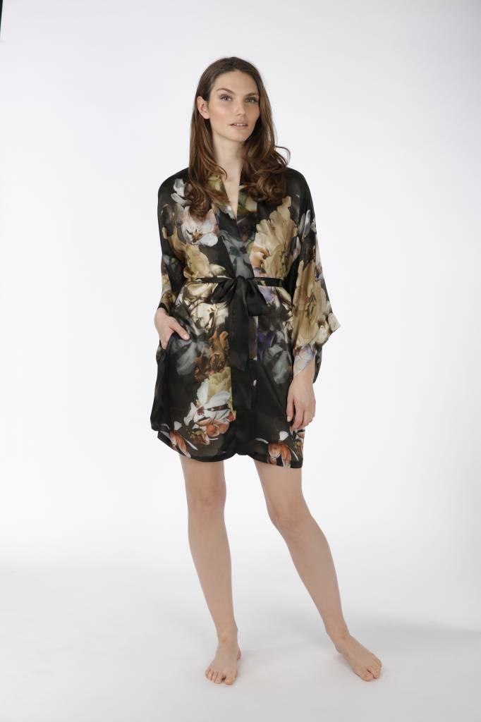 Christine Christine Vancouver Dark Romance Kimono