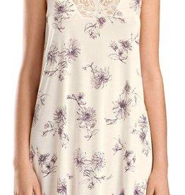 Hanro Hanro Camille Sleevless Nightgown