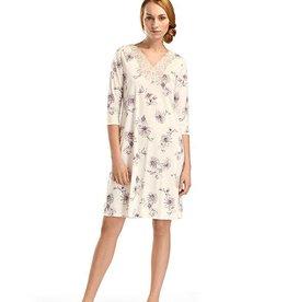 Hanro Hanro Camille 3/4 Sleeve Nightgown