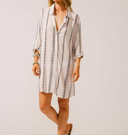 Koy Resort Koy Montauk Shirt Dress