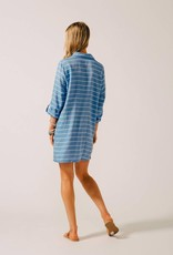 Koy Resort Koy Monterey Shirt Dress