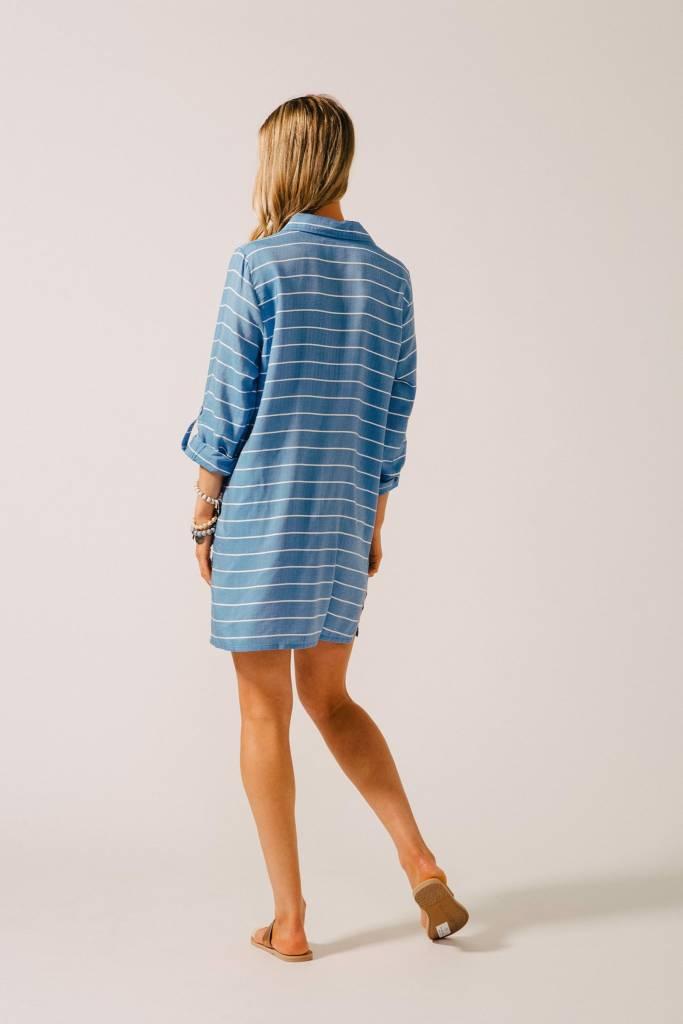 Koy Resort Koy Monterey Shirt Dress