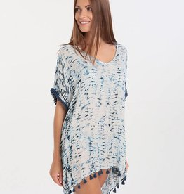Watercult Watercult Batik Twist Tunique