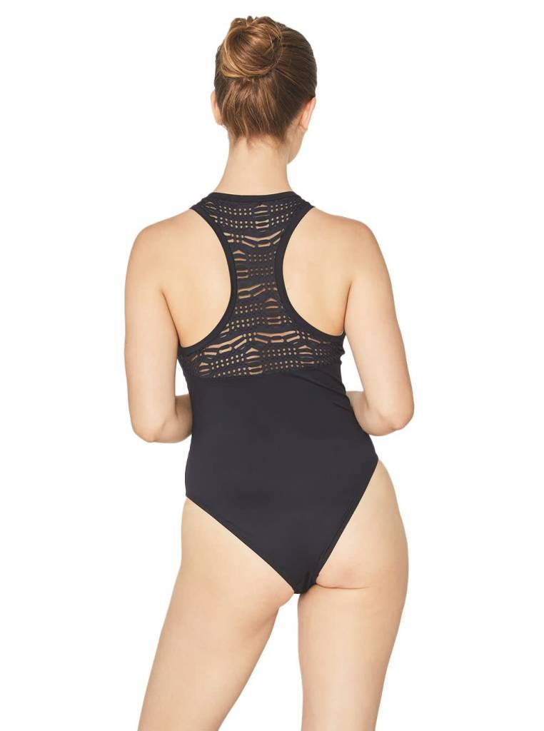 Cosabella Cosabella Bisou Move High leg Bodysuit