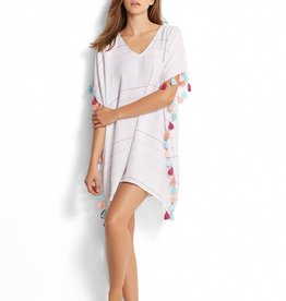 Seafolly Seafolly Caftan Modern Love rayures multiples
