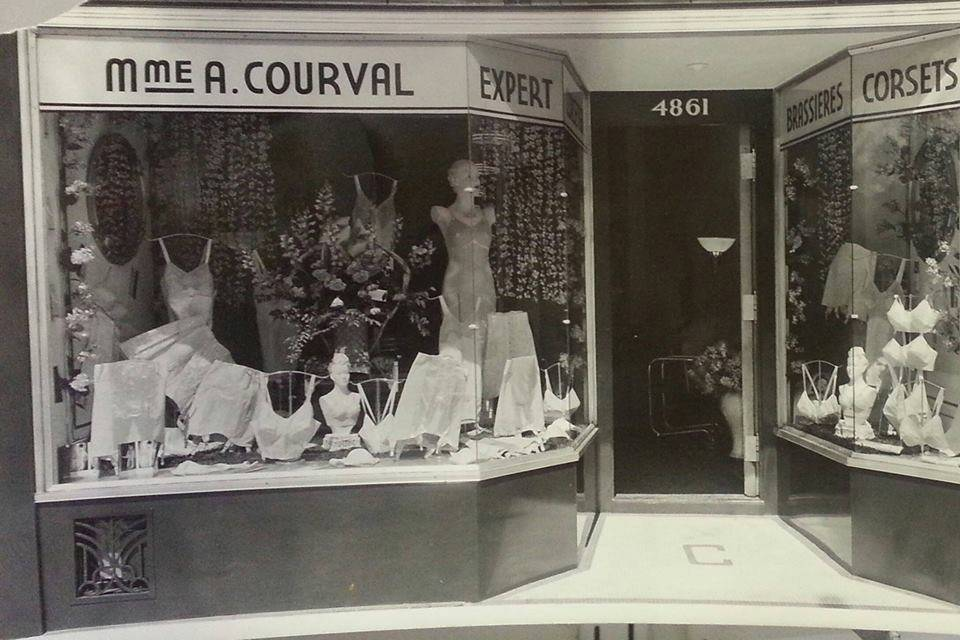 Lingerie Courval is celebrating our 100th anniversary!