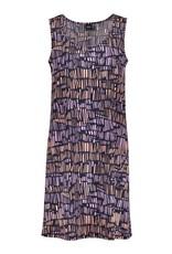 Nanso Nanso Domino Short dress