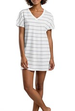 Hanro HANRO Laura Short Sleeved Nightdress