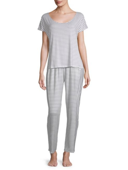 Eberjey Eberjey Vega Not So Basic Ensemble Pyjama