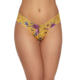 Hanky Panky Hanky Panky Rapunzel Thong Taille basse