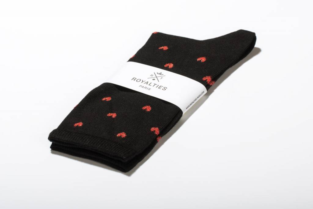 Royalties Paris Royalties Paris Betty Sock