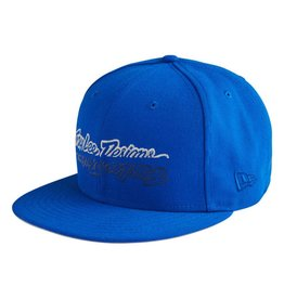 Troy Lee Designs Troy Lee Designs All Time Hat (Blue) One Size Fits Most