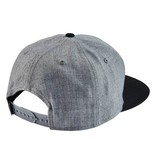 Troy Lee Designs Troy Lee Designs Just Right Hat (Heather Grey) One Size Fits Most