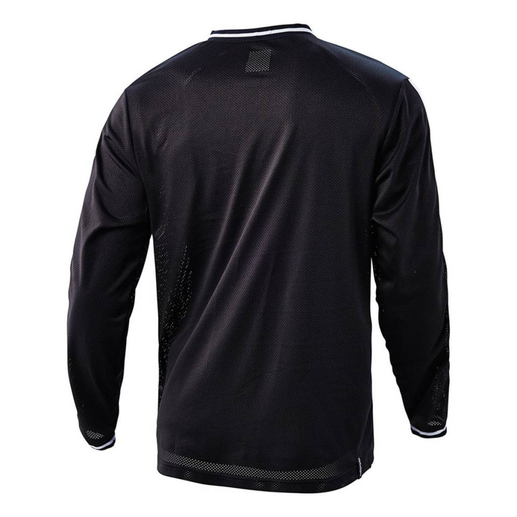 Troy Lee Designs Troy Lee Designs Super Retro Jersey (Black) 2XL