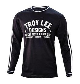Troy Lee Designs Troy Lee Designs Super Retro Jersey (Black) 2XL