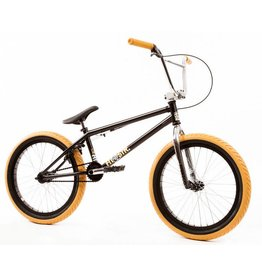 Fit Bike Co 2017 Fit STR (Matte Black) BMX Bike