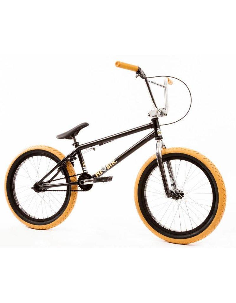 Fit Bike Co 2017 Fit STR (Matte Black) BMX Bike