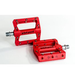 Go Huck Yourself Go Huck Yourself Nylon Pedal (Red)