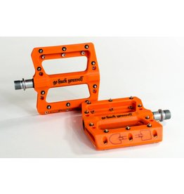 Go Huck Yourself Go Huck Yourself Nylon Pedal (Orange)