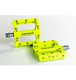 Go Huck Yourself Go Huck Yourself Nylon Pedal (Yellow)